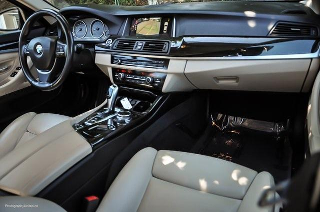 Used 2015 BMW 5 Series 535i for sale Sold at Gravity Autos Atlanta in Chamblee GA 30341 7