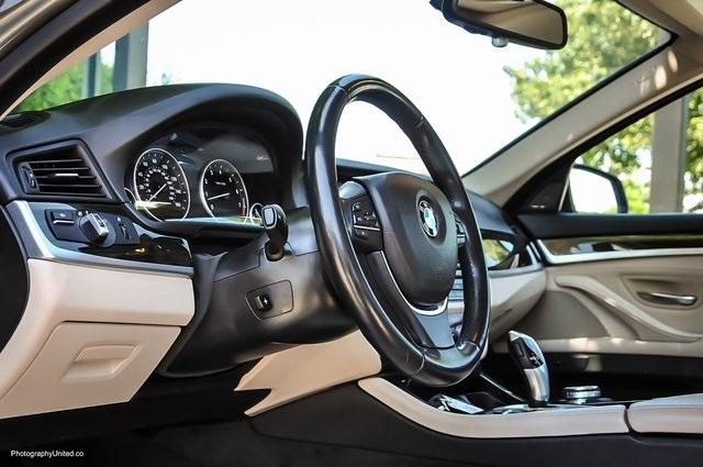 Used 2015 BMW 5 Series 535i for sale Sold at Gravity Autos Atlanta in Chamblee GA 30341 8