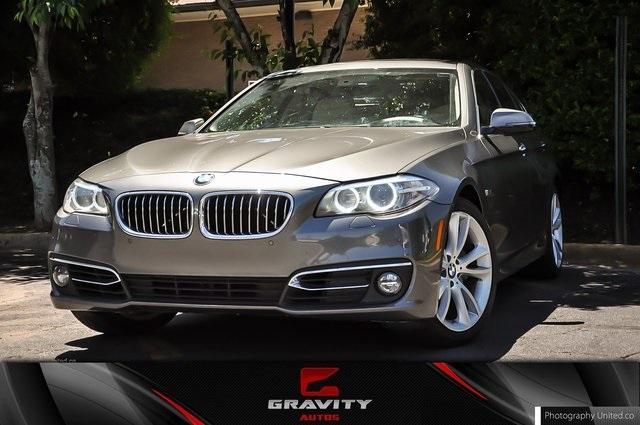 Used 2015 BMW 5 Series 535i for sale Sold at Gravity Autos Atlanta in Chamblee GA 30341 1