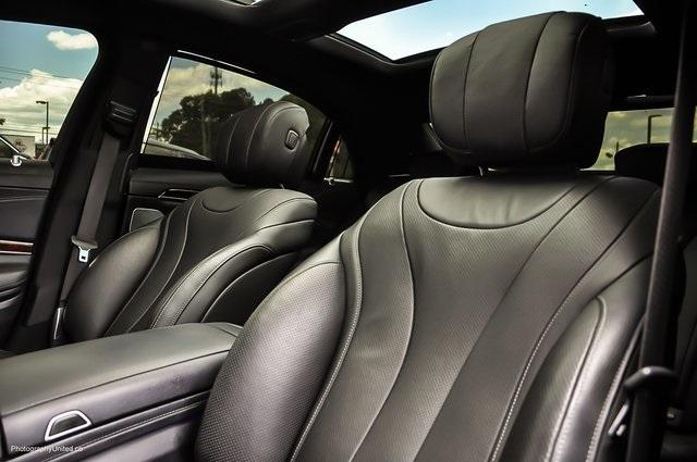 Used 2016 Mercedes-Benz S-Class S 550 for sale $49,995 at Gravity Autos Atlanta in Chamblee GA 30341 10
