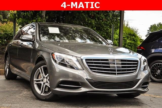 Used 2016 Mercedes-Benz S-Class S 550 for sale $49,995 at Gravity Autos Atlanta in Chamblee GA 30341 2