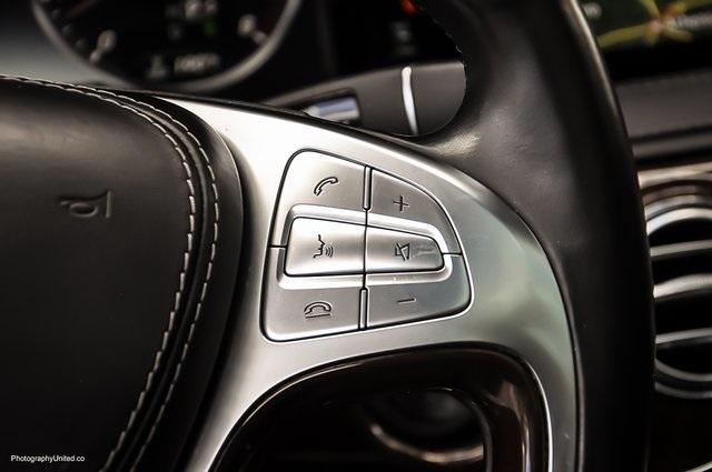 Used 2016 Mercedes-Benz S-Class S 550 for sale $49,995 at Gravity Autos Atlanta in Chamblee GA 30341 20