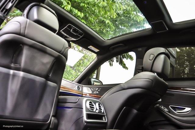 Used 2016 Mercedes-Benz S-Class S 550 for sale $49,995 at Gravity Autos Atlanta in Chamblee GA 30341 29