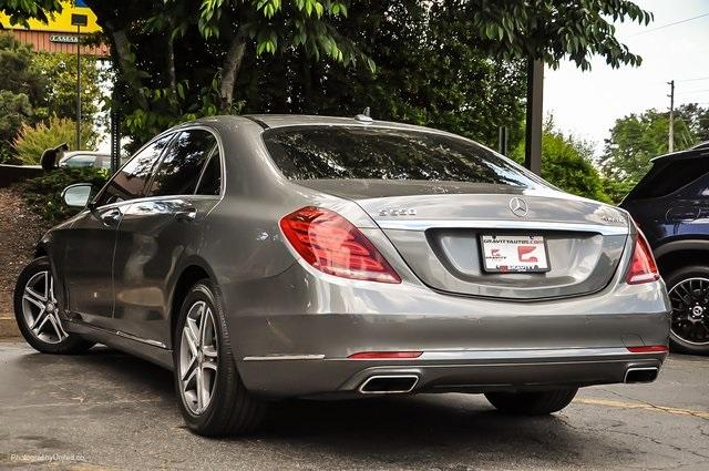 Used 2016 Mercedes-Benz S-Class S 550 for sale $49,995 at Gravity Autos Atlanta in Chamblee GA 30341 3