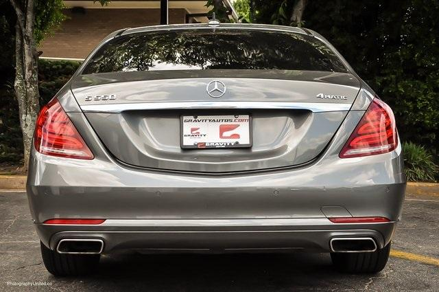 Used 2016 Mercedes-Benz S-Class S 550 for sale $49,995 at Gravity Autos Atlanta in Chamblee GA 30341 5