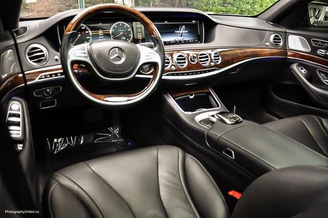 Used 2016 Mercedes-Benz S-Class S 550 for sale $49,995 at Gravity Autos Atlanta in Chamblee GA 30341 7