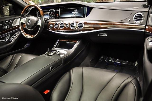 Used 2016 Mercedes-Benz S-Class S 550 for sale $49,995 at Gravity Autos Atlanta in Chamblee GA 30341 8