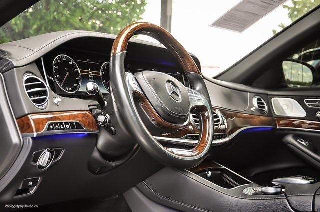 Used 2016 Mercedes-Benz S-Class S 550 for sale $49,995 at Gravity Autos Atlanta in Chamblee GA 30341 9