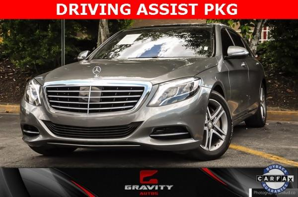Used Used 2016 Mercedes-Benz S-Class S 550 for sale $49,995 at Gravity Autos Atlanta in Chamblee GA