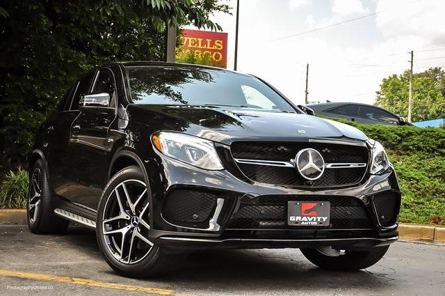 Used 2019 Mercedes-Benz GLE GLE 43 AMG for sale $69,995 at Gravity Autos Atlanta in Chamblee GA 30341 2
