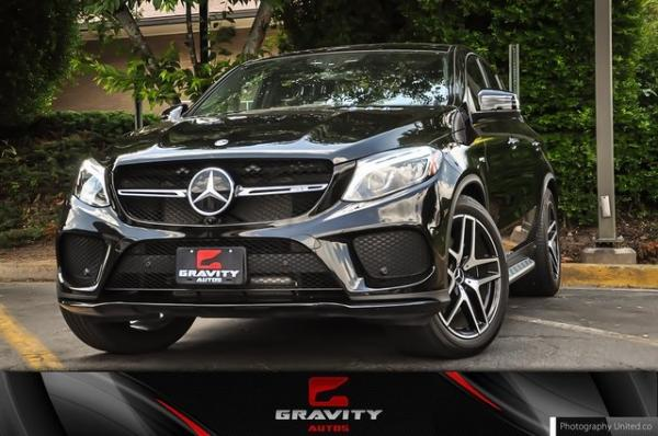 Used Used 2019 Mercedes-Benz GLE GLE 43 AMG for sale $69,995 at Gravity Autos Atlanta in Chamblee GA
