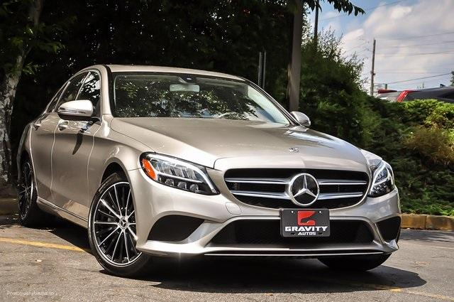 Used 2019 Mercedes-Benz C-Class C 300 for sale Sold at Gravity Autos Atlanta in Chamblee GA 30341 2