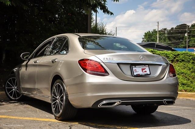 Used 2019 Mercedes-Benz C-Class C 300 for sale Sold at Gravity Autos Atlanta in Chamblee GA 30341 3