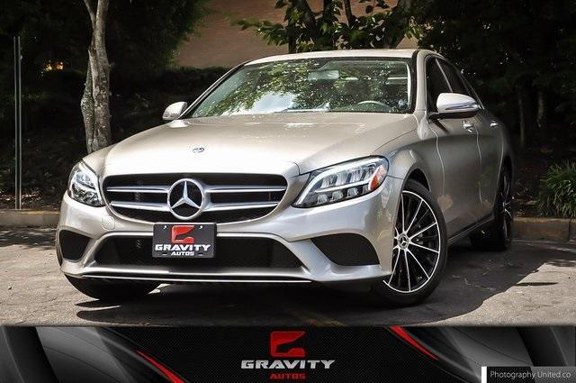 Used 2019 Mercedes-Benz C-Class C 300 for sale Sold at Gravity Autos Atlanta in Chamblee GA 30341 1