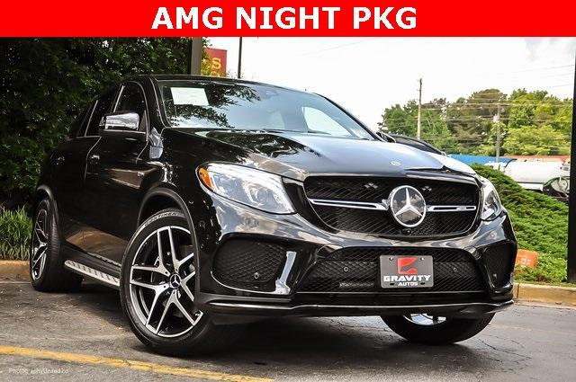Used 2019 Mercedes-Benz GLE GLE 43 AMG for sale $70,745 at Gravity Autos Atlanta in Chamblee GA 30341 2