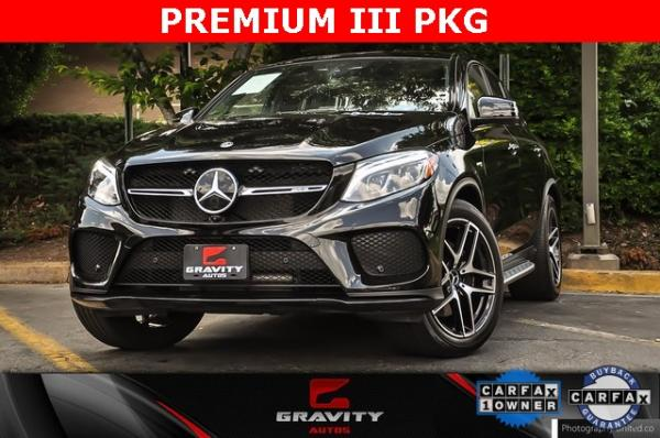Used Used 2019 Mercedes-Benz GLE GLE 43 AMG for sale $70,745 at Gravity Autos Atlanta in Chamblee GA