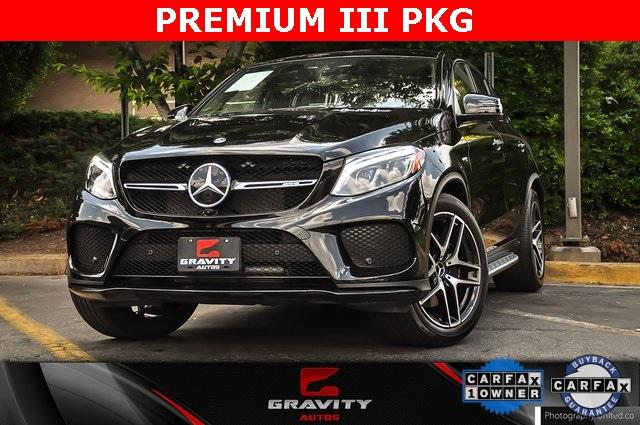 Used 2019 Mercedes-Benz GLE GLE 43 AMG for sale $70,745 at Gravity Autos Atlanta in Chamblee GA 30341 1