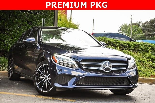 Used 2020 Mercedes-Benz C-Class C 300 for sale $36,495 at Gravity Autos Atlanta in Chamblee GA 30341 2