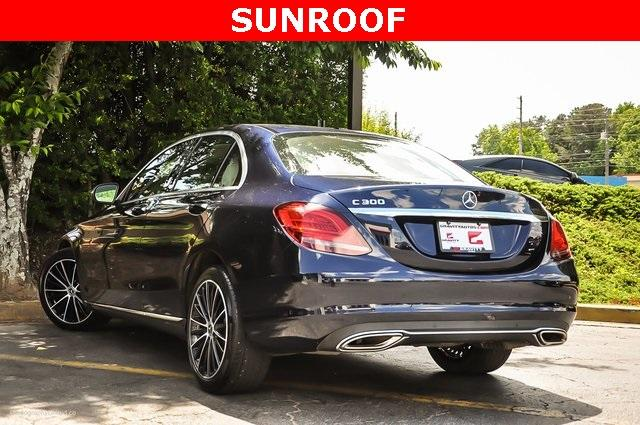 Used 2020 Mercedes-Benz C-Class C 300 for sale $36,495 at Gravity Autos Atlanta in Chamblee GA 30341 3