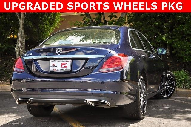 Used 2020 Mercedes-Benz C-Class C 300 for sale $36,495 at Gravity Autos Atlanta in Chamblee GA 30341 4