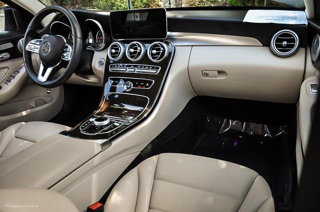 Used 2020 Mercedes-Benz C-Class C 300 for sale $36,495 at Gravity Autos Atlanta in Chamblee GA 30341 8