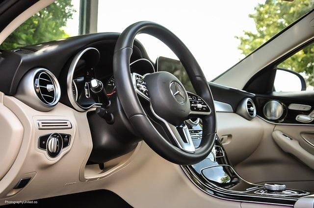 Used 2020 Mercedes-Benz C-Class C 300 for sale $36,495 at Gravity Autos Atlanta in Chamblee GA 30341 9