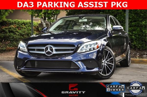 Used Used 2020 Mercedes-Benz C-Class C 300 for sale $36,495 at Gravity Autos Atlanta in Chamblee GA