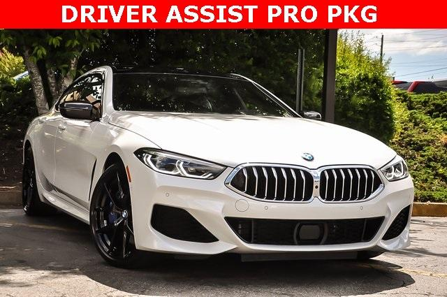 Used 2020 BMW 8 Series 840 for sale $83,795 at Gravity Autos Atlanta in Chamblee GA 30341 2