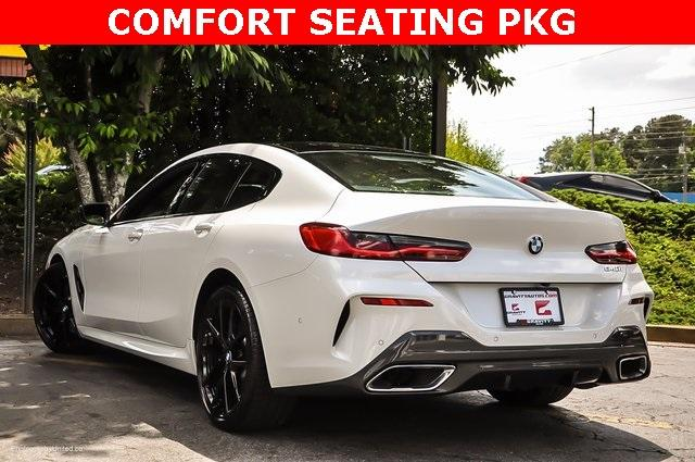 Used 2020 BMW 8 Series 840 for sale $83,795 at Gravity Autos Atlanta in Chamblee GA 30341 3