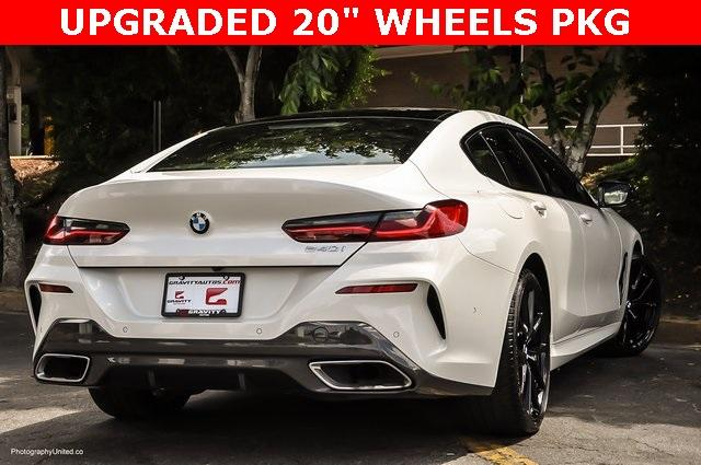 Used 2020 BMW 8 Series 840 for sale $83,795 at Gravity Autos Atlanta in Chamblee GA 30341 4