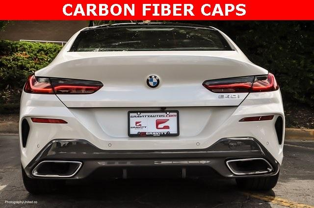 Used 2020 BMW 8 Series 840 for sale $83,795 at Gravity Autos Atlanta in Chamblee GA 30341 5