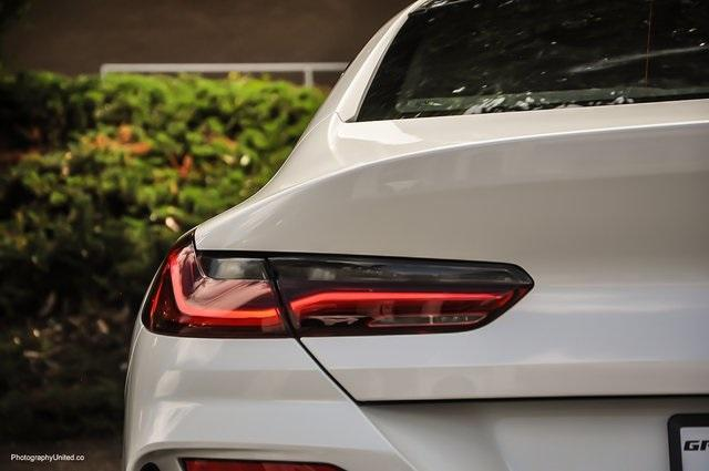Used 2020 BMW 8 Series 840 for sale $83,795 at Gravity Autos Atlanta in Chamblee GA 30341 6