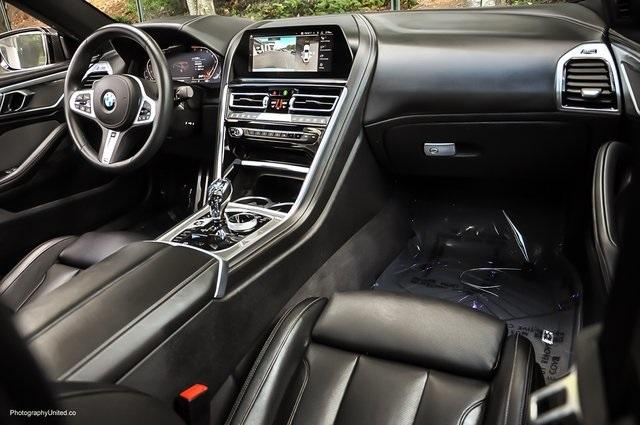 Used 2020 BMW 8 Series 840 for sale $83,795 at Gravity Autos Atlanta in Chamblee GA 30341 8