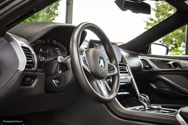 Used 2020 BMW 8 Series 840 for sale $83,795 at Gravity Autos Atlanta in Chamblee GA 30341 9