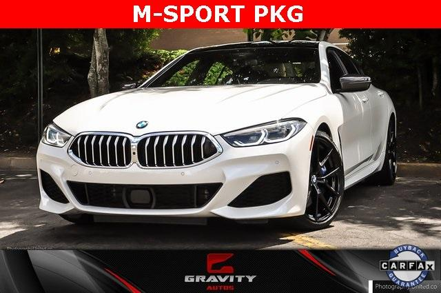 Used 2020 BMW 8 Series 840 for sale $83,795 at Gravity Autos Atlanta in Chamblee GA 30341 1