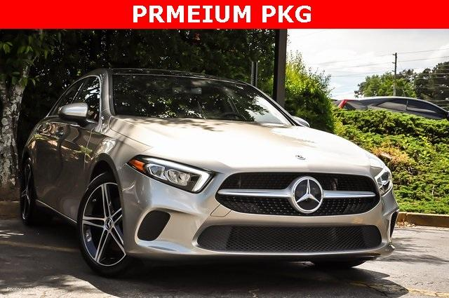 Used 2020 Mercedes-Benz A-Class A 220 for sale $34,995 at Gravity Autos Atlanta in Chamblee GA 30341 2