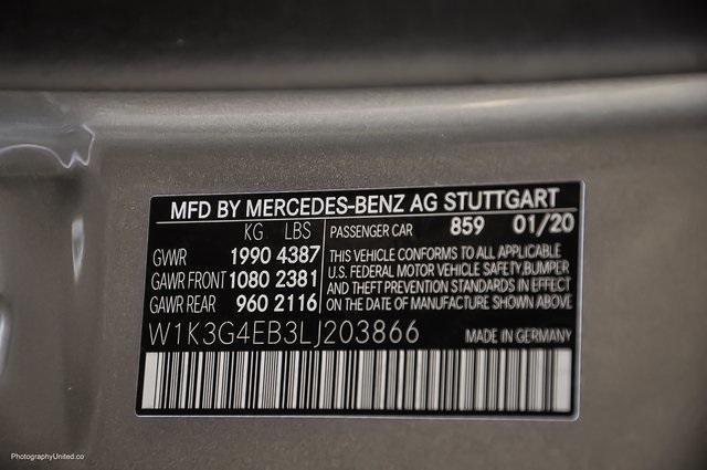 Used 2020 Mercedes-Benz A-Class A 220 for sale $34,995 at Gravity Autos Atlanta in Chamblee GA 30341 21