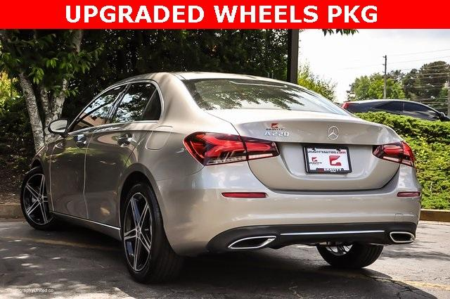 Used 2020 Mercedes-Benz A-Class A 220 for sale $34,995 at Gravity Autos Atlanta in Chamblee GA 30341 3