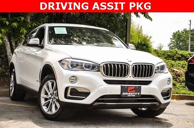 Used 2019 BMW X6 xDrive35i for sale Sold at Gravity Autos Atlanta in Chamblee GA 30341 2