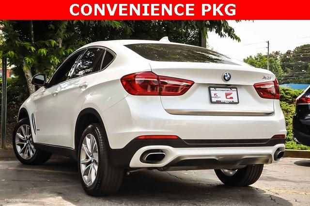 Used 2019 BMW X6 xDrive35i for sale Sold at Gravity Autos Atlanta in Chamblee GA 30341 3