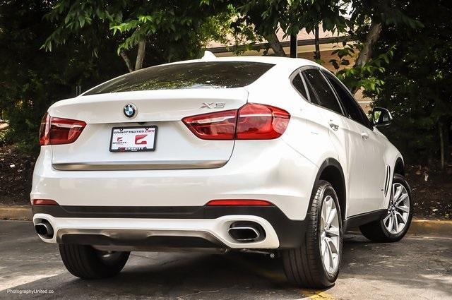 Used 2019 BMW X6 xDrive35i for sale Sold at Gravity Autos Atlanta in Chamblee GA 30341 4