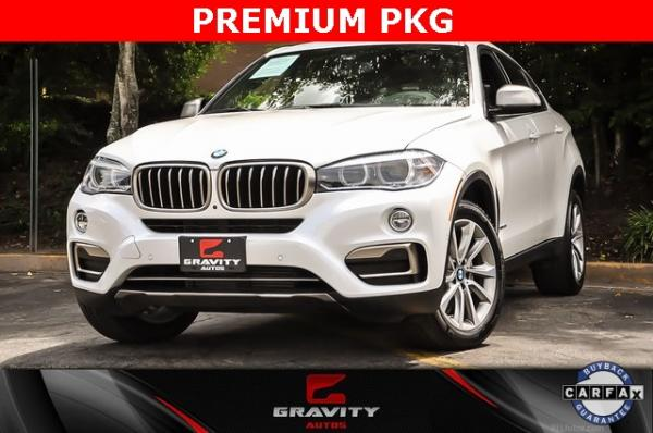 Used Used 2019 BMW X6 xDrive35i for sale $49,995 at Gravity Autos Atlanta in Chamblee GA