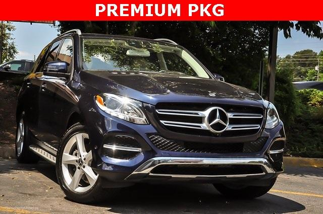 Used 2018 Mercedes-Benz GLE GLE 350 for sale $36,826 at Gravity Autos Atlanta in Chamblee GA 30341 2