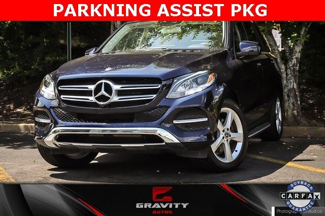 Used 2018 Mercedes-Benz GLE GLE 350 for sale $36,826 at Gravity Autos Atlanta in Chamblee GA 30341 1