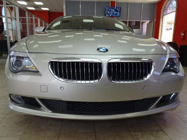 Used 2008 BMW 6 Series 650i for sale Sold at Gravity Autos in Roswell GA 30076 2