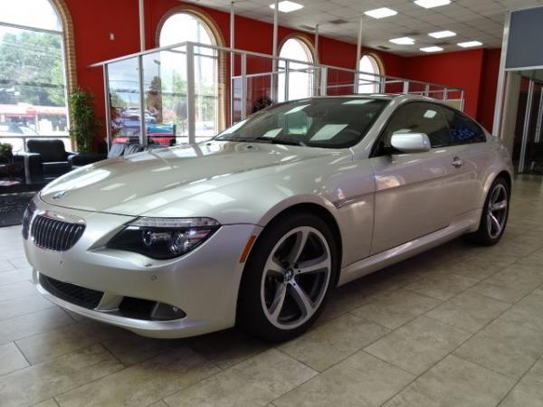 Used 2008 BMW 6 Series 650i for sale Sold at Gravity Autos in Roswell GA 30076 3
