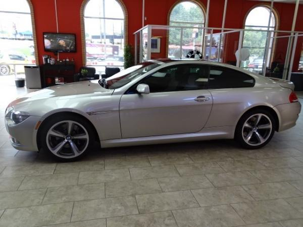 Used 2008 BMW 6 Series 650i for sale Sold at Gravity Autos in Roswell GA 30076 4