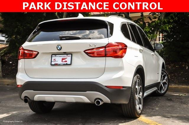 Used 2018 BMW X1 xDrive28i for sale $28,795 at Gravity Autos Atlanta in Chamblee GA 30341 4
