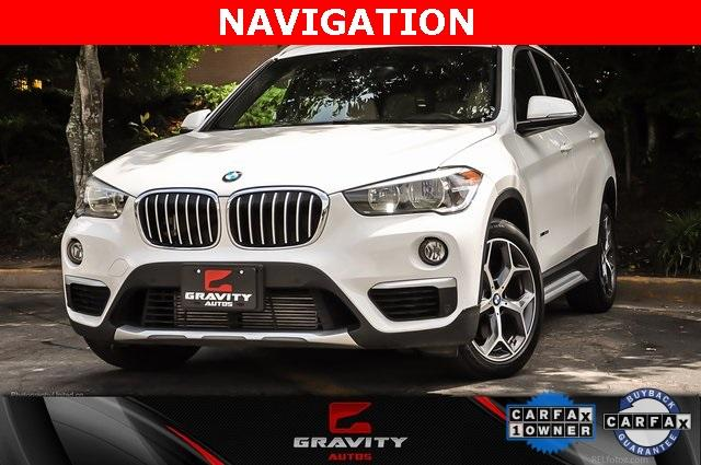 Used 2018 BMW X1 xDrive28i for sale $28,795 at Gravity Autos Atlanta in Chamblee GA 30341 1