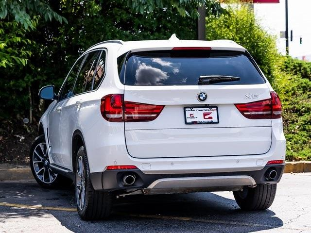 Used 2017 BMW X5 xDrive35i for sale $36,495 at Gravity Autos Atlanta in Chamblee GA 30341 41